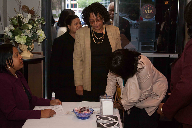 Long Island African American Chamber of Commerce, Inc. Meeting Overview at General Meeting