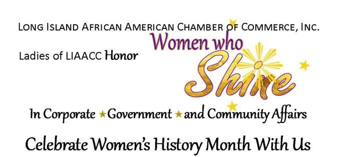 "NY State Regional Chamber of Commerce Set to Celebrate ""Women Who Shine"" on March 28, 2017 in Queens"