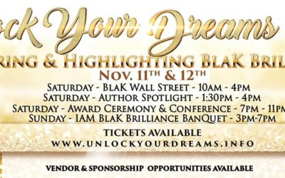 Save the Date November 11th 2017 Unlock Your Dreams Conference In NYC